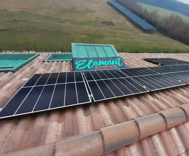 Impianto fotovoltaico 3,12 kWp su condominio